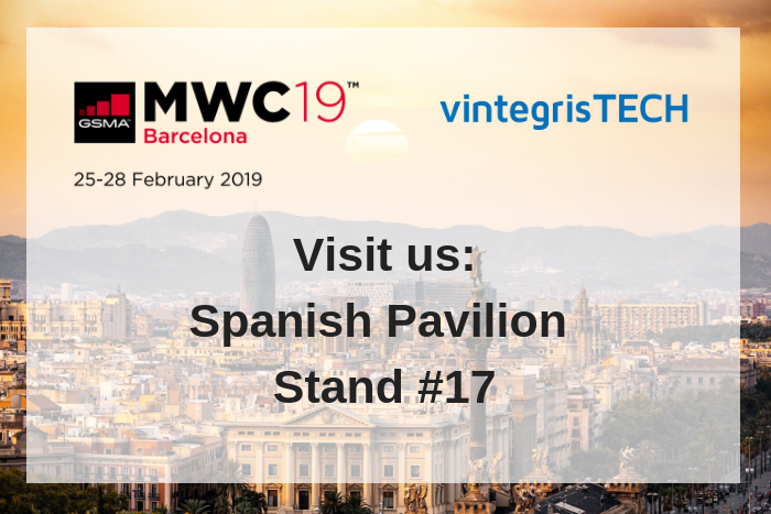 vintegrisTECH ready for MWC19