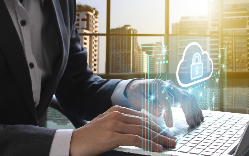 Cyber security as a key element in the age of covid19