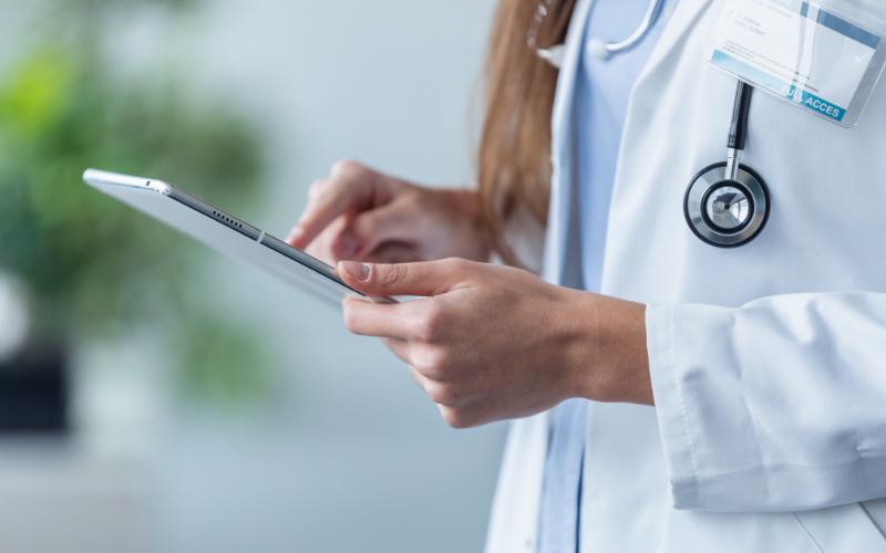 Digital health el present i futur en el sector de la salut
