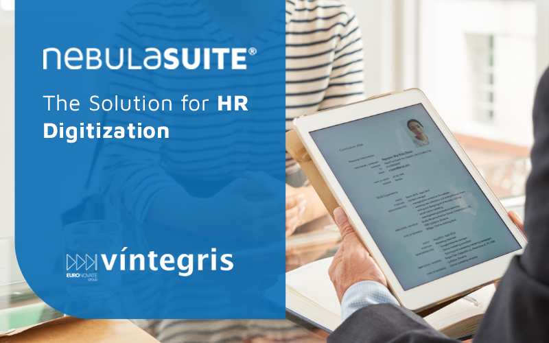 It's time for the HR digital transformation of your business
