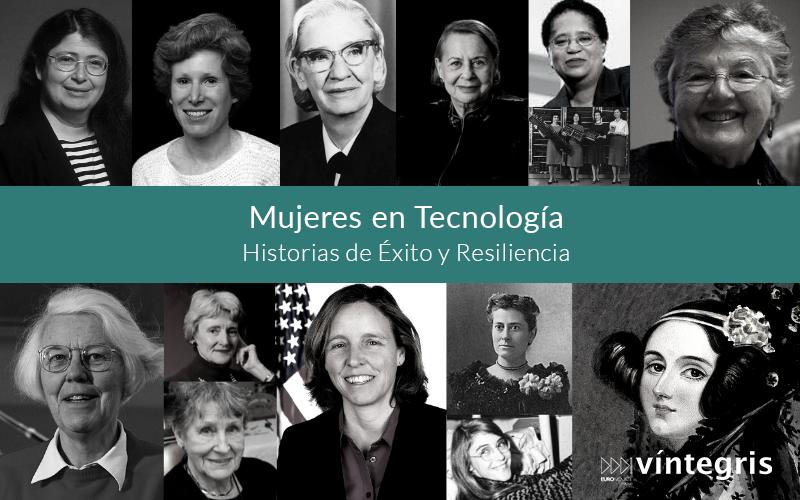 Mujeres tecnología