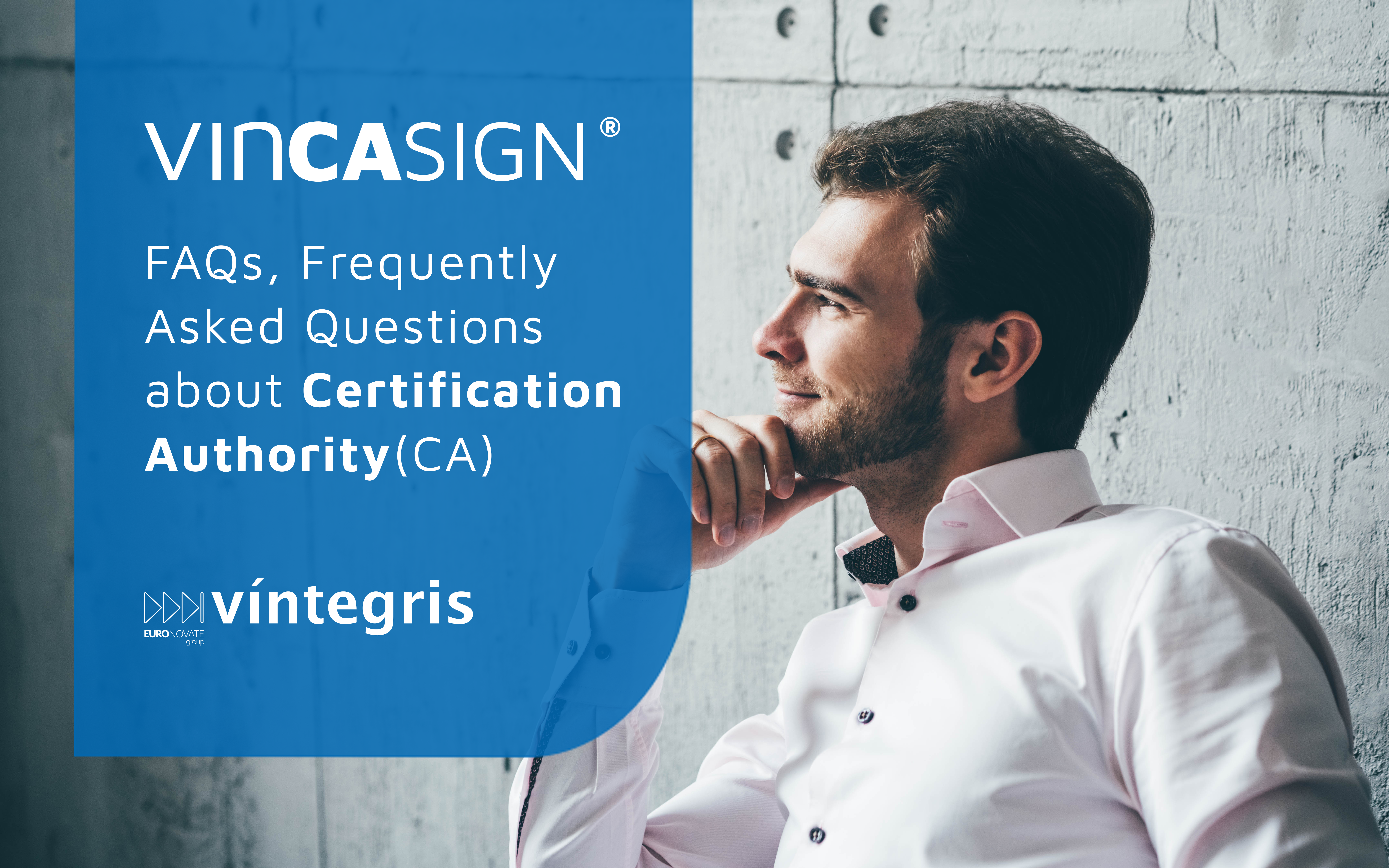 FAQ about Certificate Authority (CA)