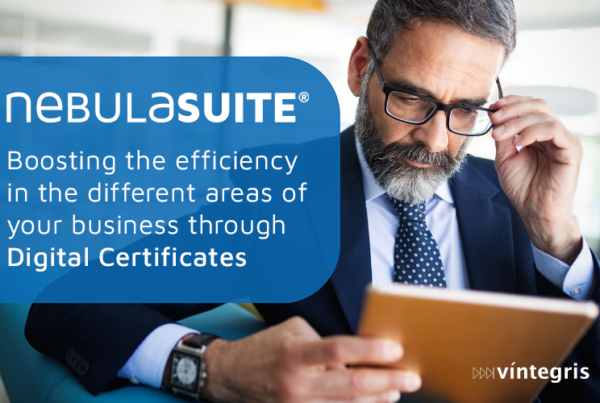 Uses of the digital certificate
