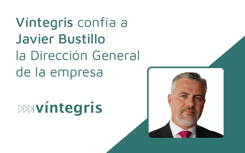 Javier Bustillo nuevo Director General