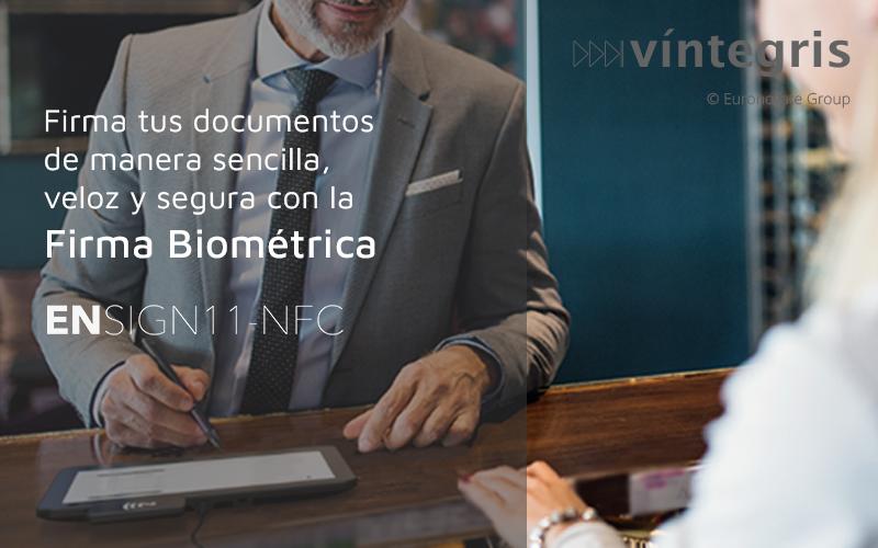 Firma Biométrica